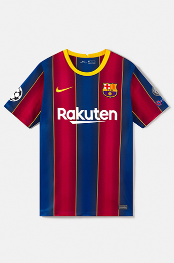 Maillot LC UEFA 20/21
