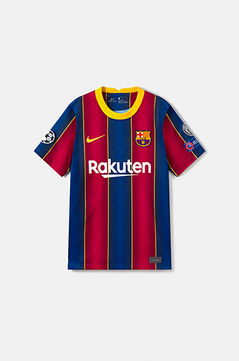 UEFA CL camiseta 20/21 - Junior